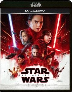 ライアン・ジョンソン/スター・ウォーズ/最後のジェダイ MovieNEX [2Blu-ray Disc+DVD]<初回版> [VWES-6640]