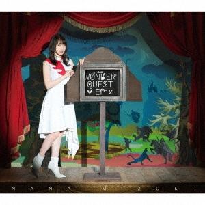 水樹奈々/WONDER QUEST EP[KICM-1888]
