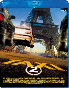 TAXi 2 廉価版 Blu-ray Disc