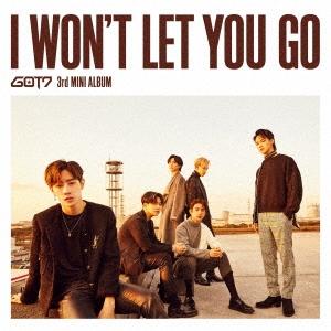 GOT7/I WON'T LET YOU GO<通常盤/初回限定仕様>[ESCL-5179X]