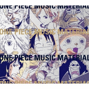 ONE PIECE MUSIC MATERIAL<通常盤> CD