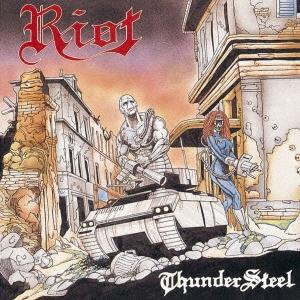 Riot/サンダースティール<期間生産限定盤>[SICP-6148]