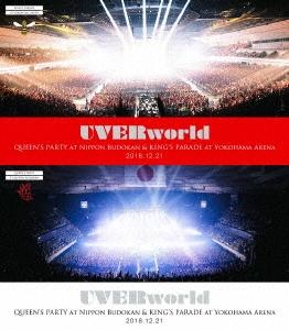 UVERworld/UVERworld 2018.12.21 Complete Package - QUEEN'S PARTY at Nippon Budokan &KING'S PARADE at Yokohama [3Blu-ray Disc+フォトブックレット]<完全生産限定版>[SRXL-203]
