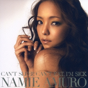 安室奈美恵/CAN'T SLEEP, CAN'T EAT, I'M SICK / 人魚[AVCD-31010]