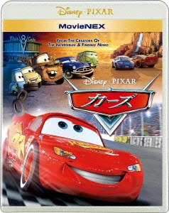 カーズ MovieNEX [Blu-ray Disc+DVD] Blu-ray Disc