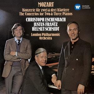 クリストフ・エッシェンバッハ/モーツァルト:3台のピアノのための ...