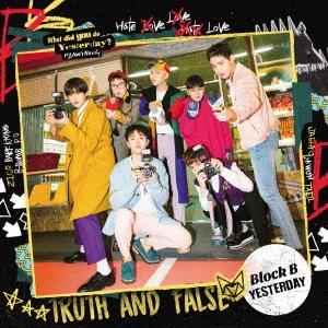 YESTERDAY (TYPE-A) [CD+DVD]<初回限定盤> 12cmCD Single