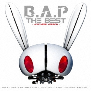 B.A.P THE BEST -JAPANESE VERSION- CD