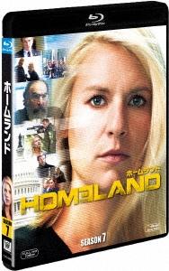 HOMELAND ホームランド シーズン7 SEASONS ブルーレイ・ボックス