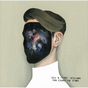 SOIL & PIMP SESSIONS/MAN STEALS THE STARS [CD+DVD]<初回限定盤>[VIZL-1672]