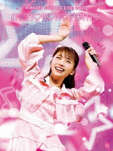 Mimori Suzuko Live 2020 mimokokoromo Blu-ray Disc