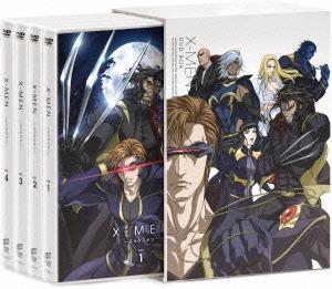 木崎文智/X-メン DVD-BOX [BPDQ-628]