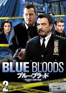 トム・セレック/ブルー・ブラッド NYPD 正義の系譜 DVD-BOX Part 2 [PPSB-120131]