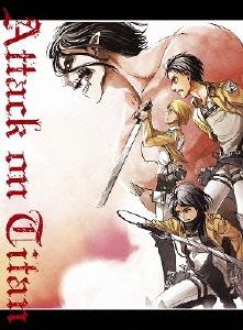 荒木哲郎/劇場版 進撃の巨人[前編]~紅蓮の弓矢~ [DVD+CD] [PCBG-52446]