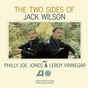 Jack Wilson/ザ・トゥー・サイズ・オブ・ジャック・ウィルソン<完全限定盤>[WPCR-29327]