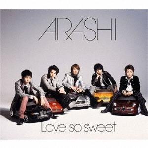 Love so sweet<通常盤> 12cmCD Single