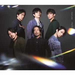 Crazy Rays/KEEP GOING (B) [CD+DVD]<初回盤> 12cmCD Single