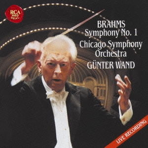 ギュンター・ヴァント/ブラームス:交響曲第1番 シューベルト:交響曲第8番「未完成」[SICC-1689]