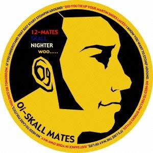 Oi-SKALL MATES/12 MATES SKALL-NITER woo[PX-69]