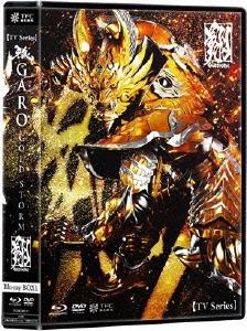 栗山航/【TVシリーズ】牙狼<GARO>-GOLD STORM-翔 BD-BOX 1 [4Blu-ray Disc+DVD][PCXE-60111]