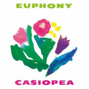 カシオペア/EUPHONY<限定廉価盤>[UPCY-9701]