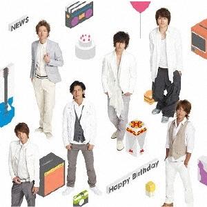 Happy Birthday<通常盤> 12cmCD Single