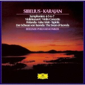 シベリウス:交響曲集(第4番-第7番) [SACD[SHM仕様]]<初回生産限定盤>