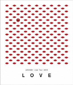 "ARASHI Live Tour 2013 ""LOVE"" Blu-ray Disc"
