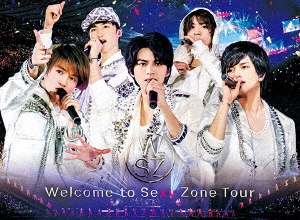 Welcome to Sexy Zone Tour [2Blu-ray Disc+スペシャル・フォトブック]<初回限定盤> Blu-ray Disc