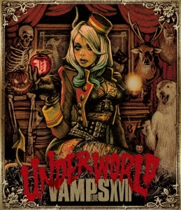 VAMPS LIVE 2017 UNDERWORLD<通常盤> Blu-ray Disc