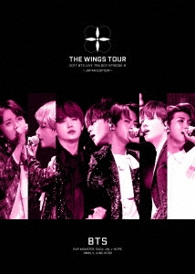 2017 BTS LIVE TRILOGY EPISODE Ⅲ THE WINGS TOUR ~JAPAN EDITION~ [初回限定盤]