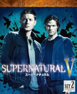 SUPERNATURAL V スーパーナチュラル <フィフス> 後半セット DVD