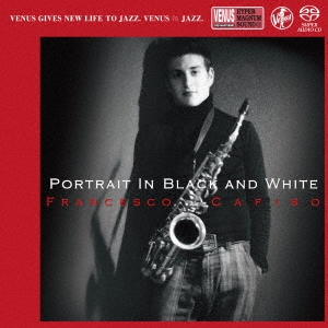 Francesco Cafiso Sicilian Quartet/黒と白の肖像[VHGD-00270]