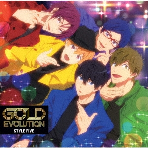 TVアニメ『Free!-Dive to the Future-』ED主題歌「GOLD EVOLUTION」