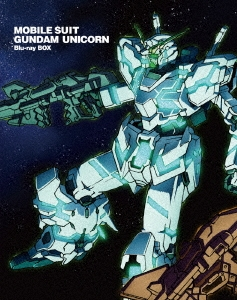 機動戦士ガンダムUC Blu-ray BOX Blu-ray Disc