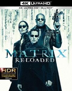マトリックス リローデッド 日本語吹替音声追加収録版 [4K Ultra HD Blu-ray Disc+2Blu-ray Disc]