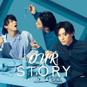 高野洸/OUR STORY [CD+DVD]<DVD付B盤>[AVCD-94577B]