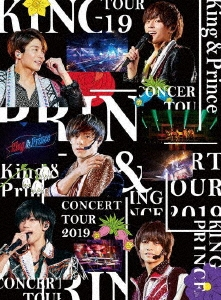King & Prince CONCERT TOUR 2019 [2DVD+フォトブックレット]<初回限定盤> DVD