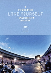 BTS WORLD TOUR 'LOVE YOURSELF: SPEAK YOURSELF' - JAPAN EDITION [2Blu-ray Disc+フォトブックレット Blu-ray Disc