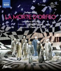 ランディ: 歌劇《オルフェオの死》 Blu-ray Disc