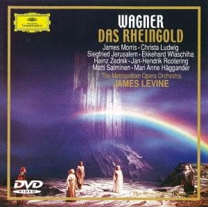 ワーグナー:楽劇≪ラインの黄金≫全曲<限定盤> DVD