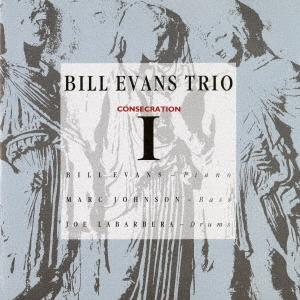 Bill Evans Trio/コンセクレイション 1<完全限定生産盤>[CDSOL-46741]