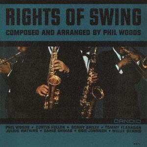 Phil Woods/ライツ・オブ・スウィング<完全限定生産盤>[UVJZ-20020]