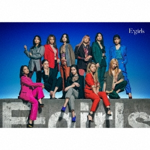 E-girls [2CD+2Blu-ray Disc] CD