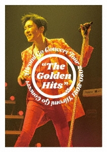 "Hiromi Go Concert Tour 2020-2021 ""The Golden Hits"" [DVD+CD] DVD"