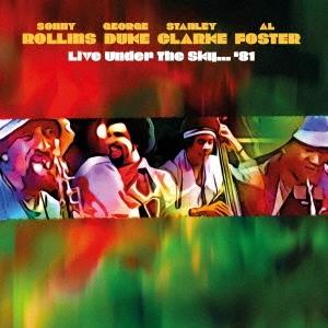 Live Under The Sky '81<限定盤>