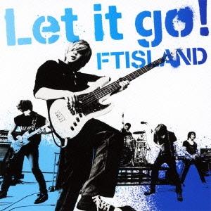 Let it go! [CD+DVD]<初回限定盤A>