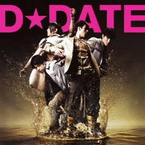 D☆DATE/1stDATE [CD+DVD] [UMCC-9031]