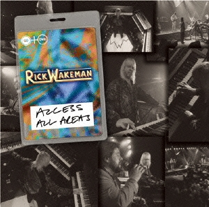 ≪Access All Areas≫ ライヴ1990 [DVD+CD]
