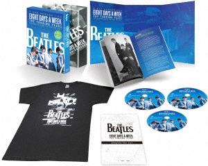The Beatles/ザ・ビートルズ EIGHT DAYS A WEEK -The Touring Years Blu-ray コレクターズ・エディション [3Blu-ray Disc+ブックレット+オリジナルTシャツ:Mサイズ] [DAXA-5114]